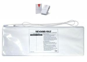Bed Leaving Sensor Mat with Wireless Alarm Kit